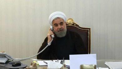 تصویر از روحانی در گفتگو با وزیر بهداشت: اگر هشدارها جدی گرفته نشود، ناگزیر از بازگرداندن محدودیتها خواهیم بود