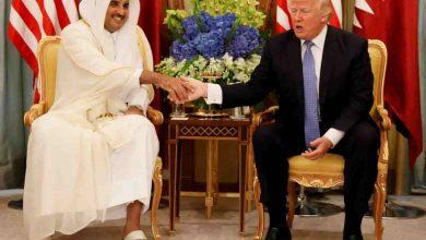 تصویر از الخلیج آنلاین گزارش داد؛ ترامپ به دنبال مسدود کردن «روزنه قطر» / نقشه انتخاباتی رئیسجمهور آمریکا علیه ایران