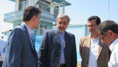 تصویر از فرماندار لاهیجان: پروژه اتصال خط انتقال آب شرب تصفیه خانه سنگر مطالبه مردمی است