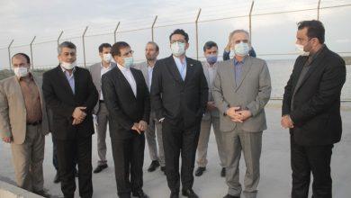 تصویر از بازدید سخنگوی وزارت امور خارجه از توانمندیهای زیرساختی ترانزیتی و واحد تولیدی صادراتی منطقه آزاد انزلی