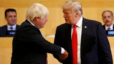 تصویر از نشریه انگلیسی: جانسون به شدت مایل به باختن دونالد ترامپ در انتخابات است / او با این پیش بینی، تلاش کرده از دولت کنونی آمریکا فاصله بگیرد