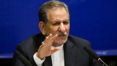 تصویر از عضو شورای عالی سیاستگذاری اصلاحطلبان: جهانگیری اعلام کرده در انتخابات ۱۴۰۰ کاندیدا خواهد شد