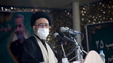 تصویر از امام جمعه تبریز به کرونا مبتلا شد