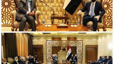 تصویر از ماجرای پرچم ایران در سفر ظریف به عراق چه بود؟