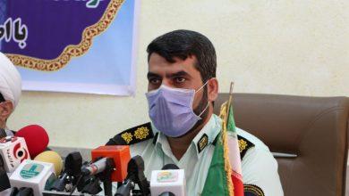 تصویر از فرمانده انتظامی شهرستان لاهیجان در نشست خبری: شاهد کاهش ۹ درصدی آمار وقوع سرقت از ابتدای سال جاری هستیم.