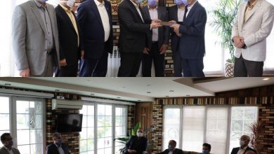 تصویر از سرپرست شهرداری لاهیجان با حضور اعضای شورای شهر معارفه شد