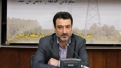 تصویر از با حکم مدیرعامل توانیر و به مدت 2 سال؛ بهمن داراب زاده مدیرعامل برق منطقه ای گیلان شد
