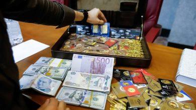 """تصویر از (تصاویر) """"کیف طلا"""" در دادگاه مدیران سابق بانک مرکزی"""