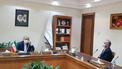 تصویر از پیگیری های مدیرعامل سازمان منطقه آزاد انزلی جهت تسریع در اجرای پروژههای زیرساختی ملی از طریق مقامات کشور