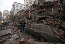 تصویر از الاخبار: شدت انفجار بیروت با انفجار یک بمب هستهای قابل مقایسه است