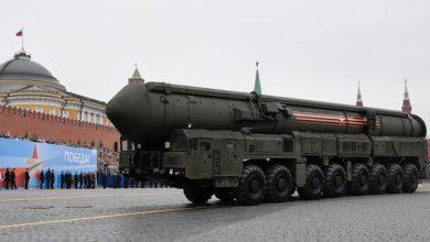 تصویر از مسکو: به هرگونه حمله موشکی، پاسخ اتمی خواهیم داد