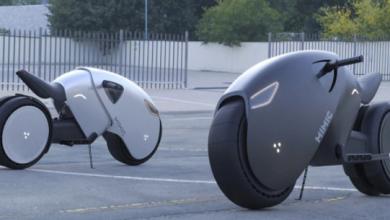 تصویر از جذابترین دوچرخه الکتریکی سال معرفی شد+تصاویر