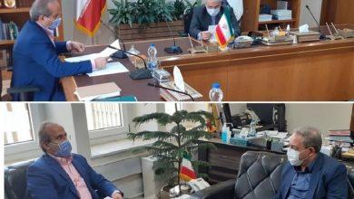 تصویر از سالاری در دیدار با با رئیس سازمان برنامه و بودجه کشور: در بخش سلامت زیرساختها تا حد زیادی مستهلک و یا فرسوده است
