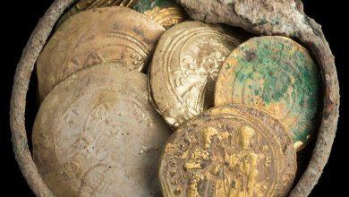 تصویر از کشف و ضبط تعداد ۲۸ عدد سکه تاریخی و دستگیری یک نفر در گیلان