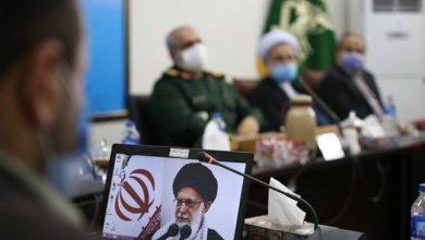 تصویر از نشست صمیمی مدیران کل استان با فرمانده سپاه قدس گیلان/دفاع همچنان ادامه دارد
