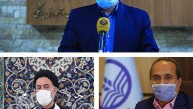 تصویر از تقدیر رئیس دانشگاه علوم پزشکی گیلان از رفتار مشفقانه و منصفانه وزیر بهداشت و امام جمعه ملارد