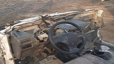 تصویر از خودروی شهرداری خرمشهر توسط رئیس آتشنشانی به سرقت رفت