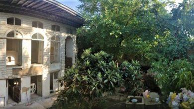 تصویر از خانه تاریخی حنانی رشت توسط مالک خصوصی مرمت می شود