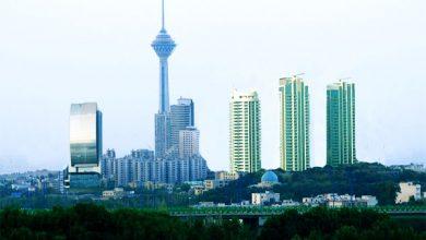 تصویر از نامه قرارگاه خاتمالانبیاء به رئیس جمهور برای انتقال پایتخت / جانمایی پایتخت انجام شده