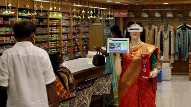 تصویر از «ربات زفیرا» در هند با کرونا مبارزه میکند+تصاویر
