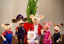 تصویر از مرضیه برومند کلید زد شهر موشهای۳ ساخته میشود