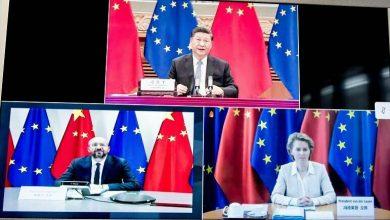 تصویر از اتحادیه اروپا خطاب به چین: میخواهیم بازیگر باشیم نه میدان بازی