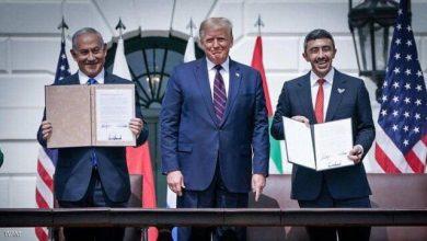 توافق امارات و اسرائیل