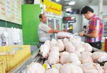 تصویر از برخورد بازرسان سازمان صمت با گرانفروشی بازار مرغ و تخممرغ