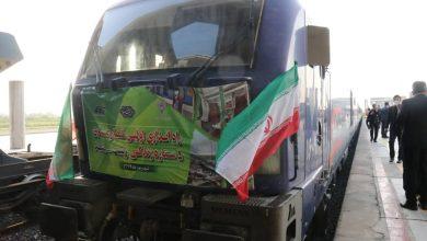 تصویر از افتتاح رسمی قطار پنج ستاره زندگی در مسیر رشت – مشهد