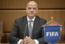 تصویر از اینفانتینو: جام جهانی قطر با حضور تماشاگر خواهد بود