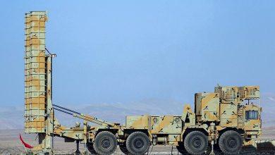 تصویر از استقرار سامانه دفاعی سپاه در مناطق مرزی در پی ادامه جنگ آذربایجان و ارمنستان