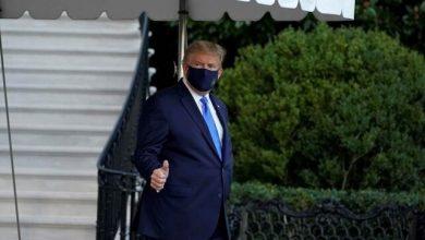 تصویر از خبرگزاری رویترز گزارش داد: ۴۸ ساعت آینده درباره درمان ترامپ تعیین کننده خواهد بود