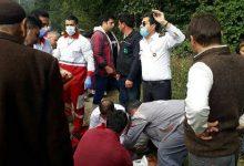 تصویر از امدادرسانی نجاتگران هلال احمر به ۶ حادثه دیده | از نجات دو گمشده در کوهستان تا سقوط از ارتفاع