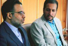 تصویر از کناره گیری مدیر خبرگزاری تابناک استان گیلان