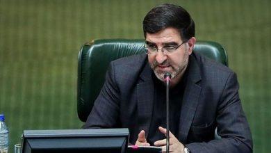 تصویر از عضو هیئت رئیسه مجلس: گروه دوستی بین ایران و چین زیر نظر لاریجانی تشکیل شد / در حال بررسی قرارداد ۲۵ ساله هستیم