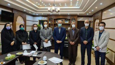 تصویر از فرماندار لنگرود: فرهنگ کتاب و کتابخوانی در سبد خانوارها گنجانده شود