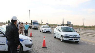 تصویر از ورودی مازندران از گیلان بامداد شنبه بسته میشود