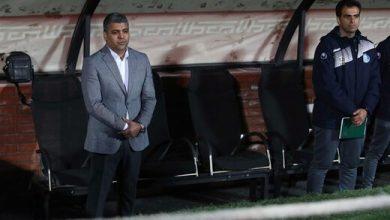 تصویر از ستار همدانی: به استقلالِ محمود فکری امیدوارم