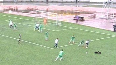 تصویر از برد ملوان در شهرآورد تیم های گیلانی