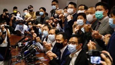 تصویر از واکنش چین به انتقاد ائتلاف کشورهای «پنج چشم» درباره هنگکنگ: چشمشان را در میآوریم