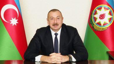 تصویر از علی اف: ایران کشور دوست و برادر ماست / تهران به درخواست ما مرزهای خود برای ارسال سلاح به ارمنستان را بست