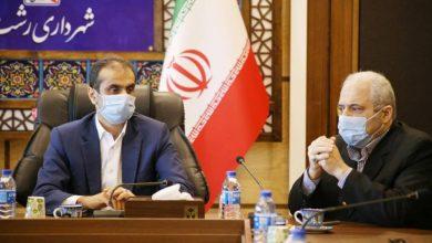 تصویر از شهردار رشت در نشست با نائب رئیس اتاق اصناف کشور: نگاه شهرداری به اصناف کسب درآمد نیست
