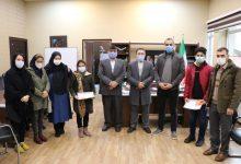 تصویر از شهردار لنگرود از هنرمندان پرده خوان تقدیر کرد