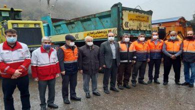 تصویر از فرسودگی ناوگان راهداری و حملونقل جادهای گیلان