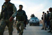 جنگجوی سوری