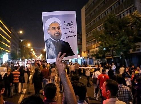 شاهد وزیری روحانی در گیلان