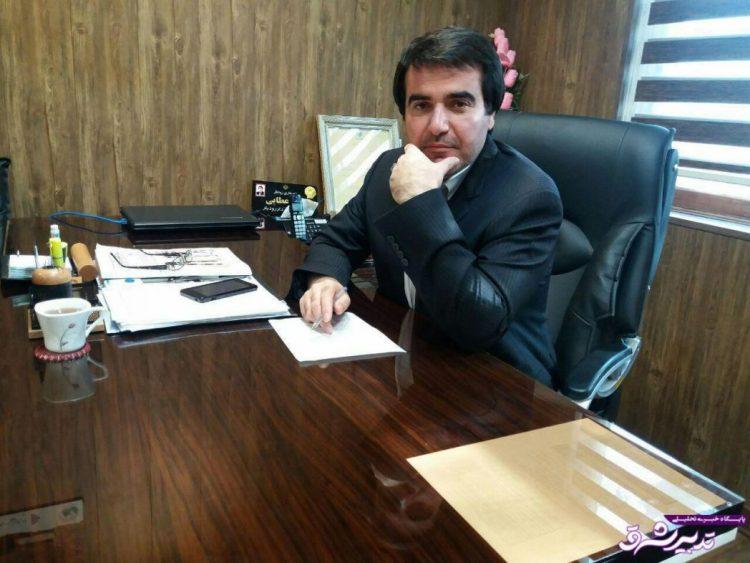 مهندس ناصر عطایی