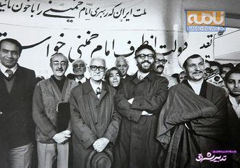 مرحوم ابراهیم یزدی