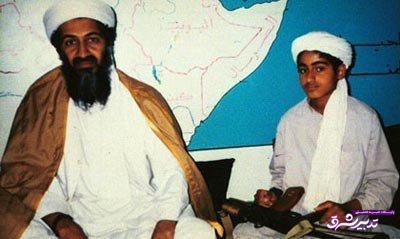 پسر اسامه بن لادن