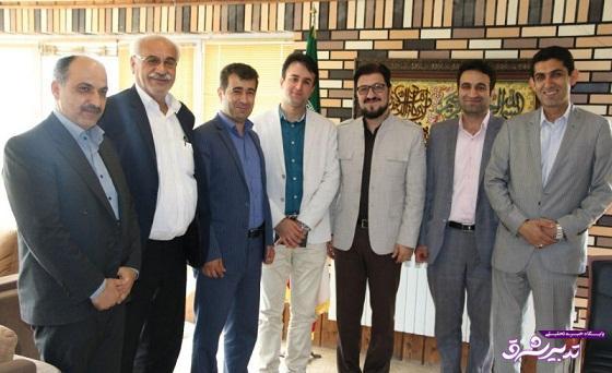شورای پنجم لاهیجان
